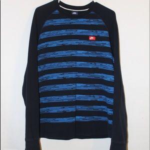 Nike Box Logo Crewneck Sweater Size XL (fits a L)